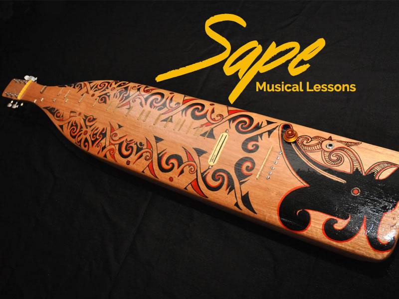 Sape & Music Instrument Lessons